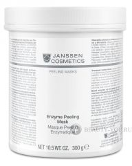 Энзимная пилинг-маска Enzyme Peeling Mask 300г Janssen (Янсен) 7807P