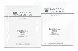 Collagen Fleece Masks - Коллагеновые маски для лица и глаз JANSSEN Cosmetics (Янсен)