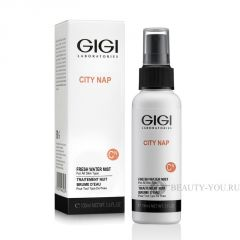 City NAP Water Mist Лосьон спрей для лица Водяной туман, 100 мл (GIGI)  22518