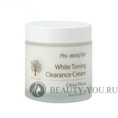 White Toning Clearance Cream Отбеливающий крем PH 14 (Phy-mongShe)