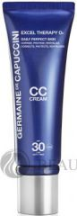 Excel Therapy 02 CC Cream Daily Perfe Bronze CC Крем для ежедневного ухода бронзовый 50 ml (Germaine de Capuccini) 81114